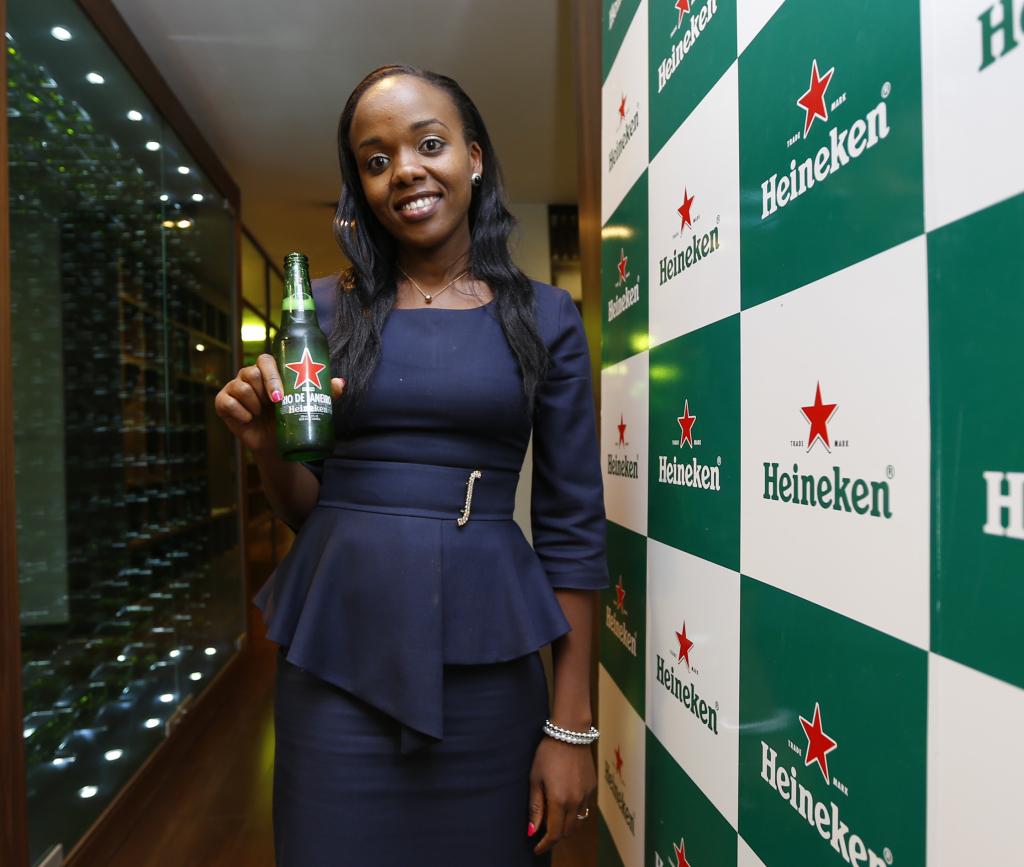 Catherina Wanjiku, Trade Marketing Manger Heineken East Africa