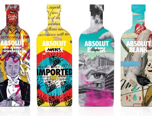 Creative Advertising: Absolut Vodka Art
