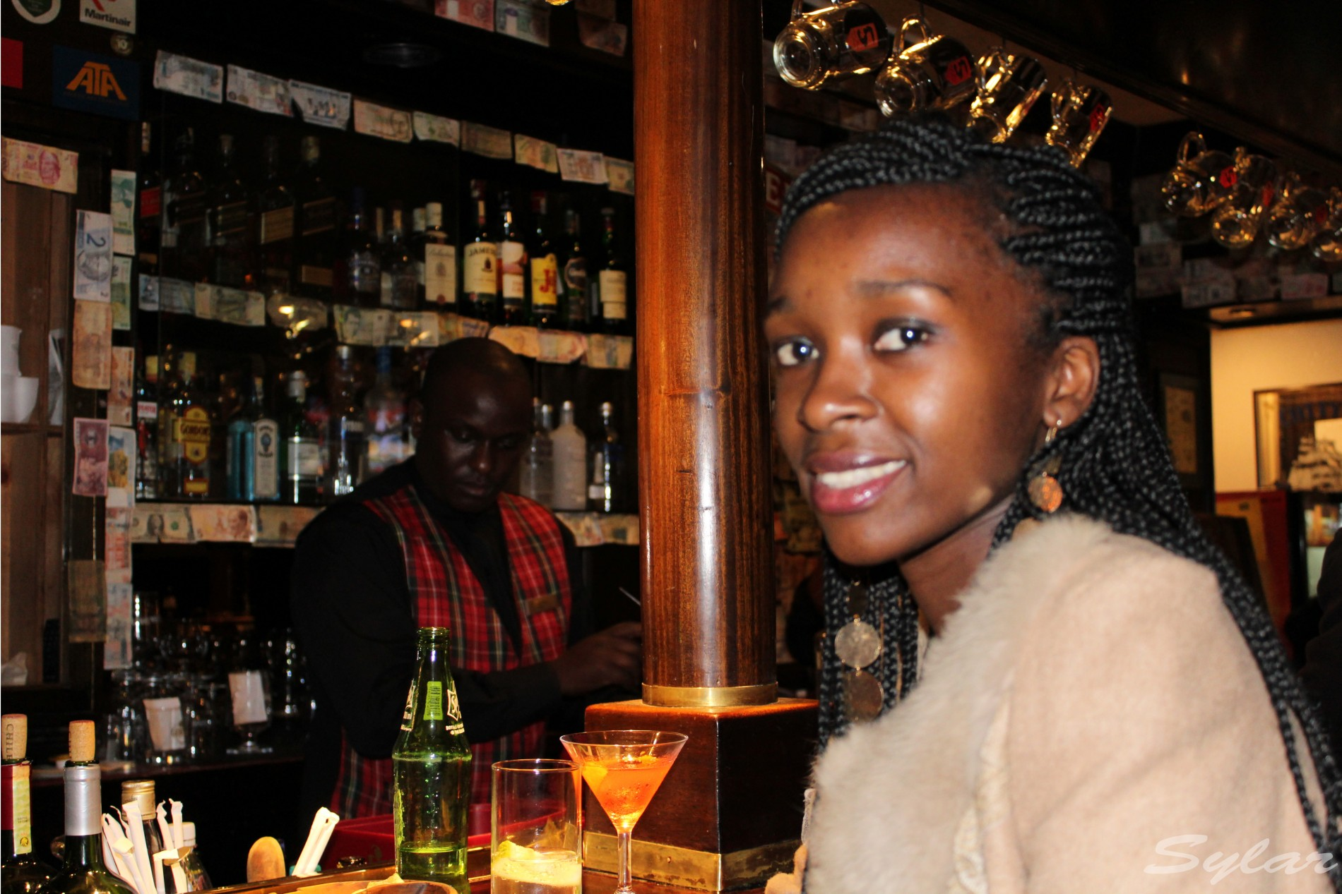 Happy Hour at Jockey Pub, Hilton Nairobi