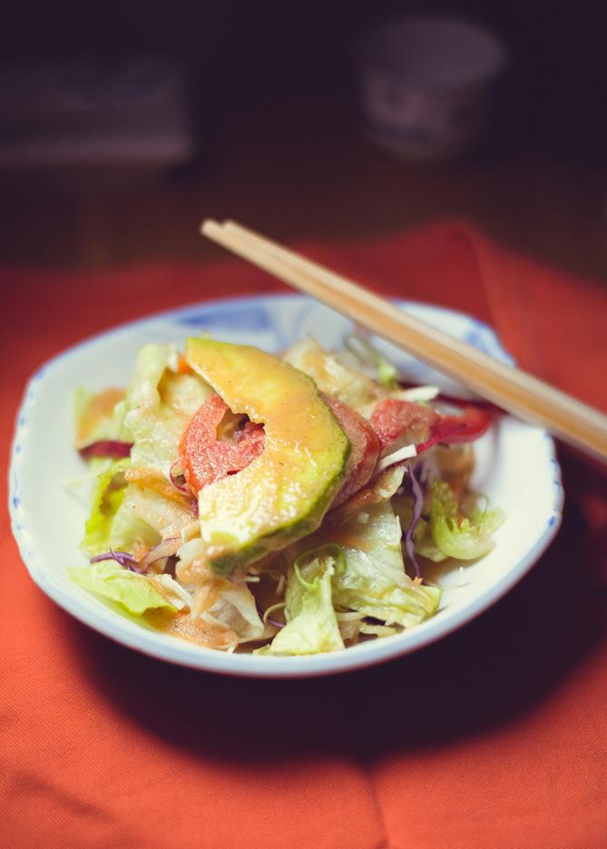 blog . salad
