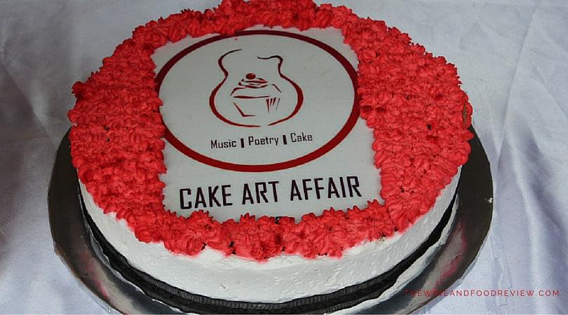 Cake Art Affair : A CAKE AFFAIR - The Wine and Food Review