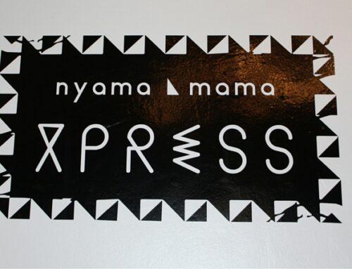 NYAMA MAMA EXPRESS MENU TASTING.