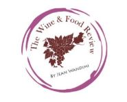The Wine and Food Review Logo