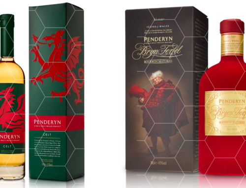 GLOBAL NEWS: WELSH WHISKY FAST RISING WORLDWIDE
